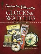 Character & Novelty Clocks & Watches by Jim Collings